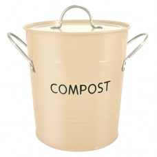 Eddingtons - Compost Pail / Kitchen Caddy - Buttercream