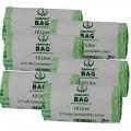 10 Litre x 150 BioBag Compostable Biodegradable Food Waste Caddy Bin Liner Bags (10L)