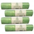 140 Litre x 40 BioBag Compostable Biodegradable Food / Garden Waste Wheelie Bin Liner Bags (140L)