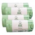 30 Litre x 100 BioBag Compostable Biodegradable Food Waste Bin Liner Bags (30L)