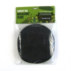Eddingtons - Replacement Carbon Filters For Deluxe Compost Caddy