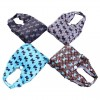 ECO-CHIC Foldable Shopper - Scotty Dog Design