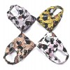 ECO-CHIC Foldable Shopper - Black Scotty Dog Design